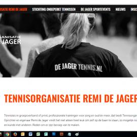 Nieuwe website is online! #1