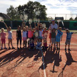 Tennisdiploma Bolete #Mariaschool #2