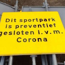 Update: Tennis & Coronavirus - alle activiteiten staken en clubs sluiten t/m 6 april